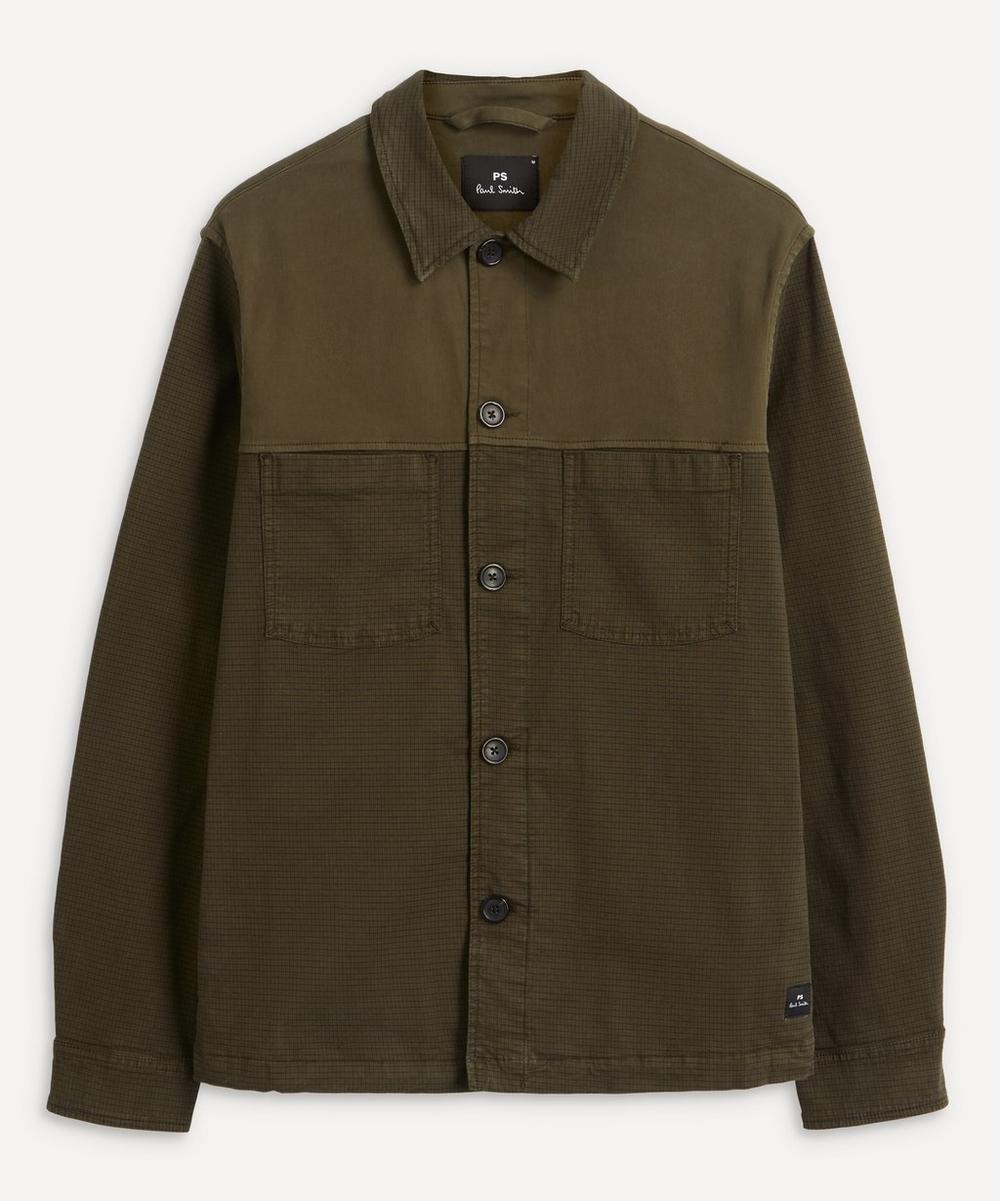 PS Paul Smith - Two-Tone Workwear Jacket