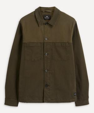 Two-Tone Workwear Jacket