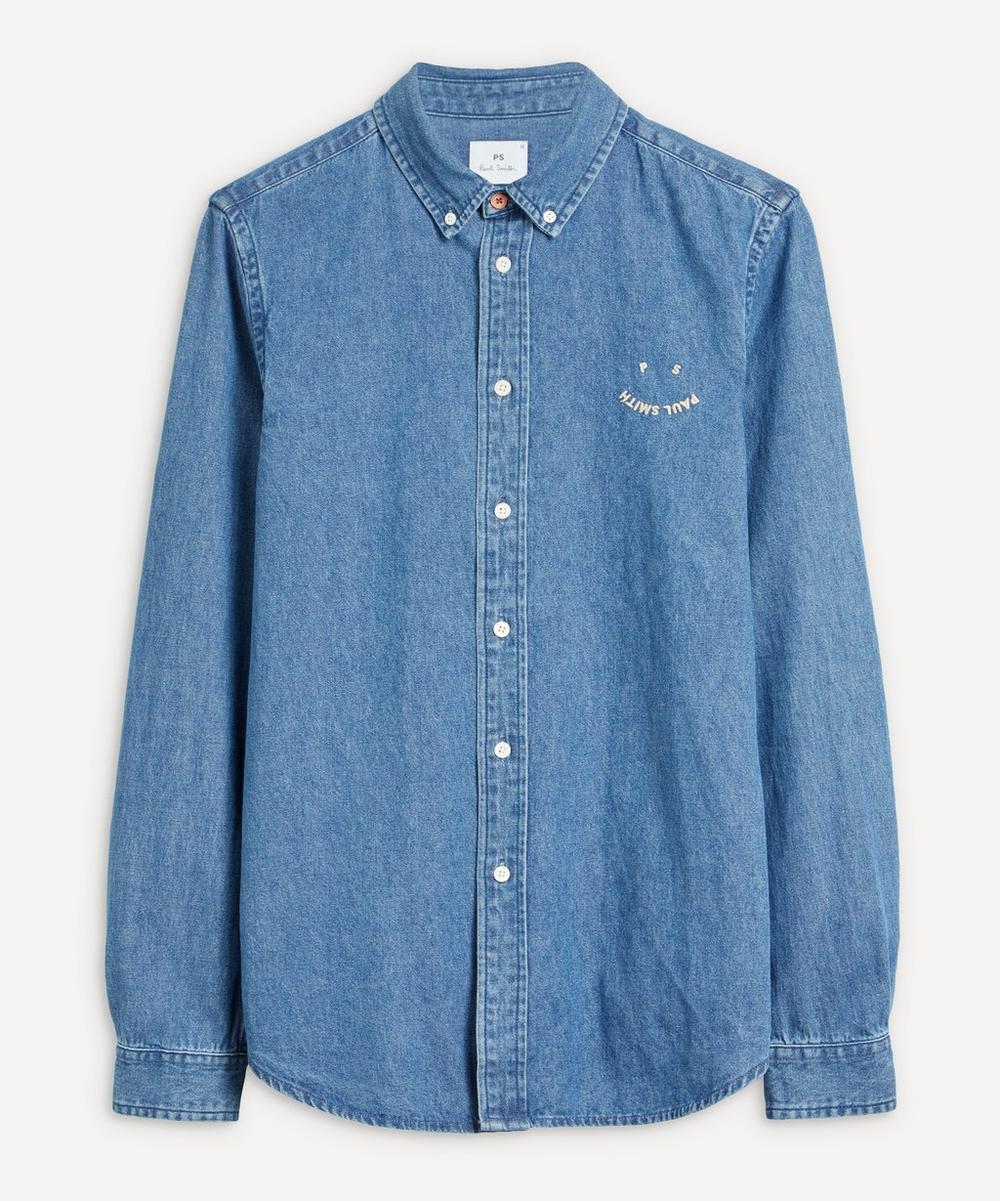 PS Paul Smith - Happy Denim Shirt