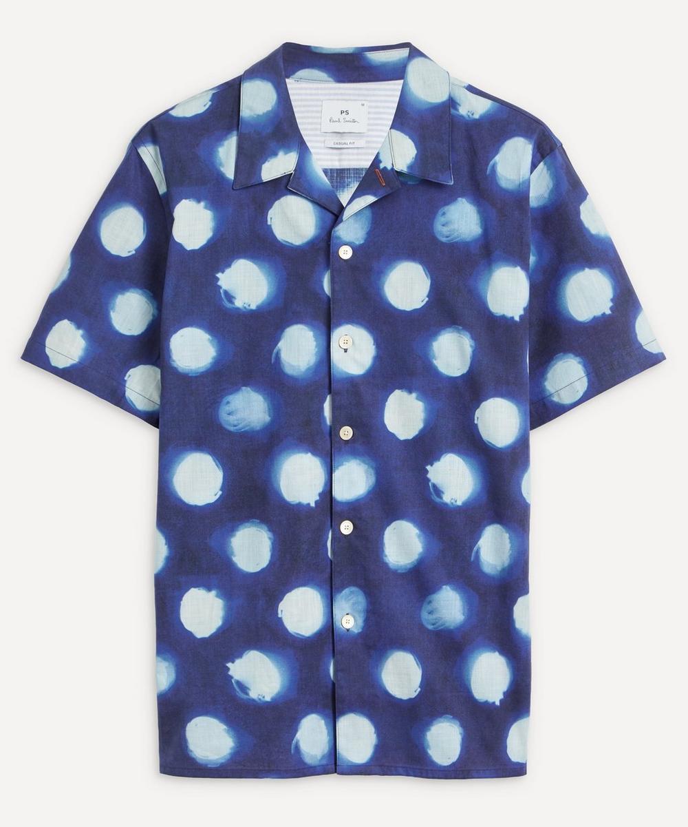 PS Paul Smith - Tagliatelle Spot Short-Sleeved Shirt