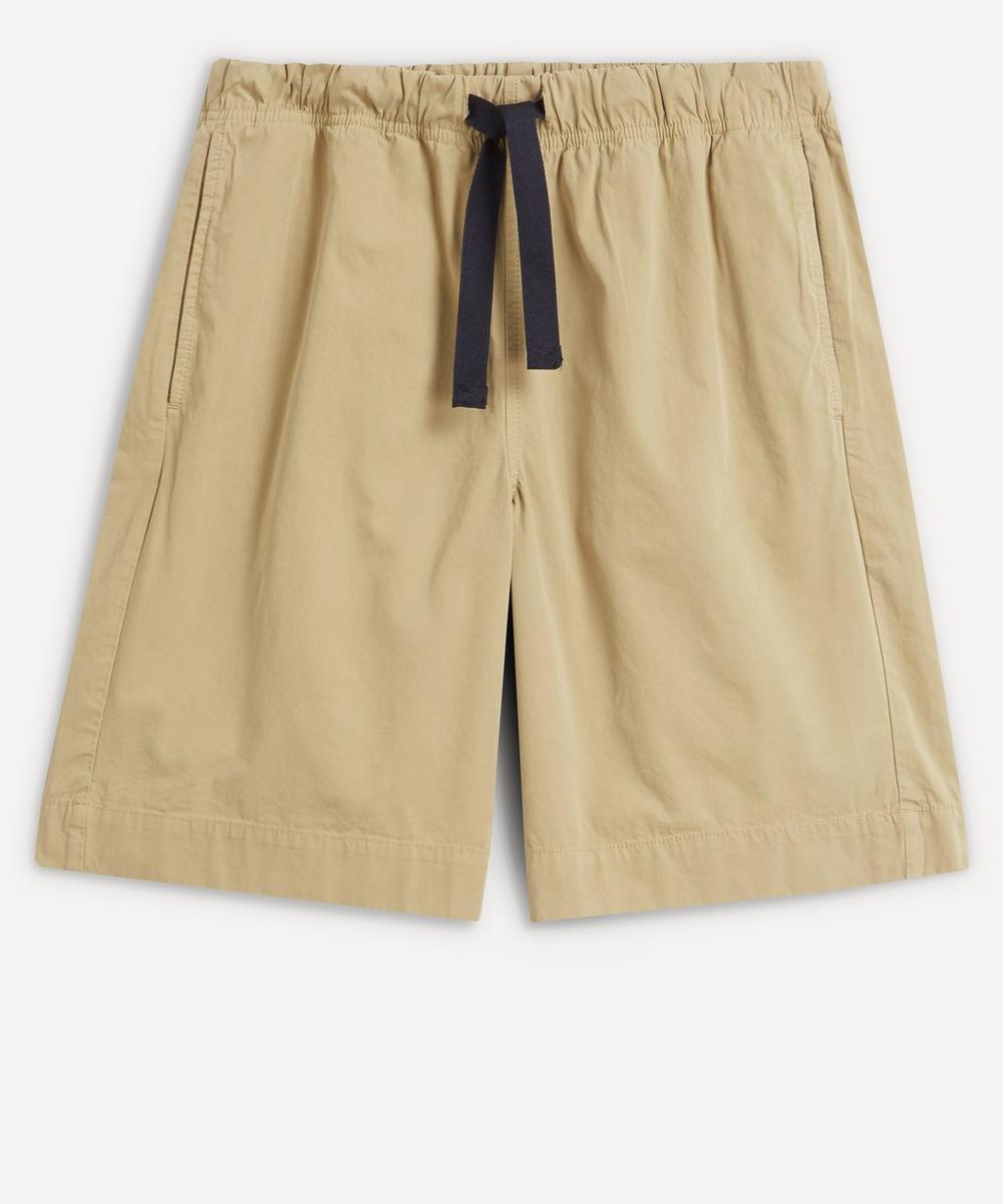 PS Paul Smith - Drawstring Cotton Shorts