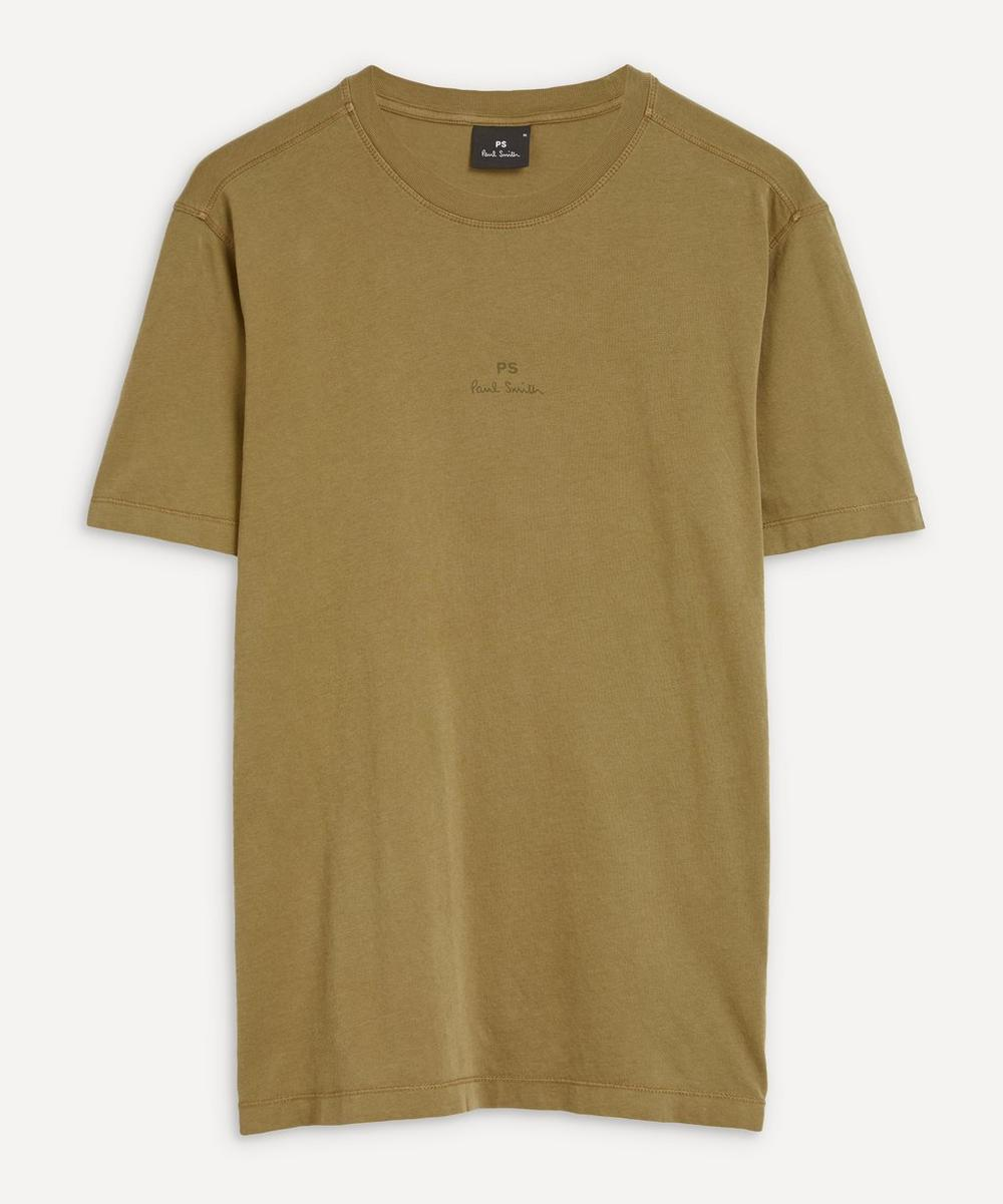 PS Paul Smith - Logo Cotton T-Shirt