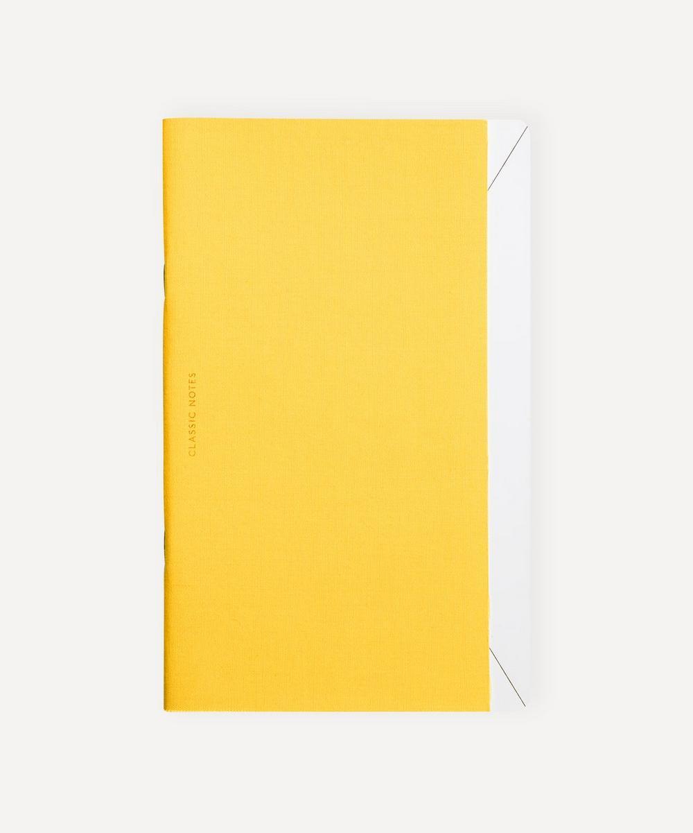 Octaevo - Classic Notes No. 1 Notebook
