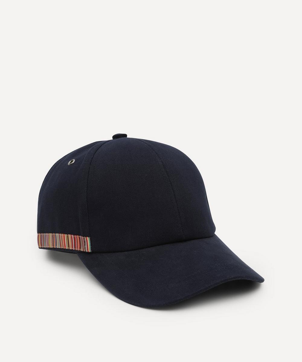 Paul Smith - Rainbow Trim Baseball Cap