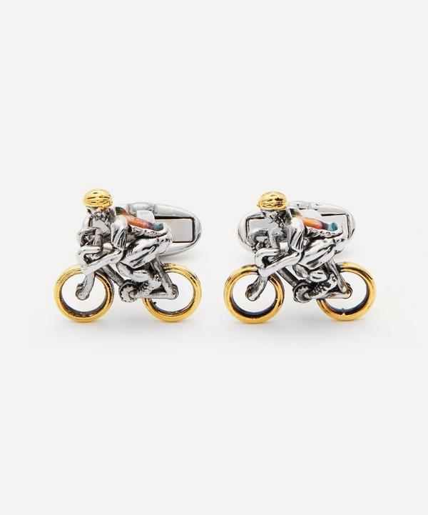 Paul Smith - Pelo Cyclist Cufflinks