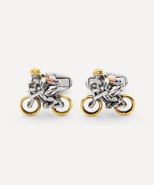 Pelo Cyclist Cufflinks