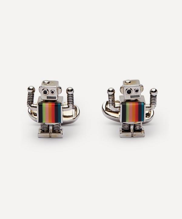 Paul Smith - Robot Cufflinks