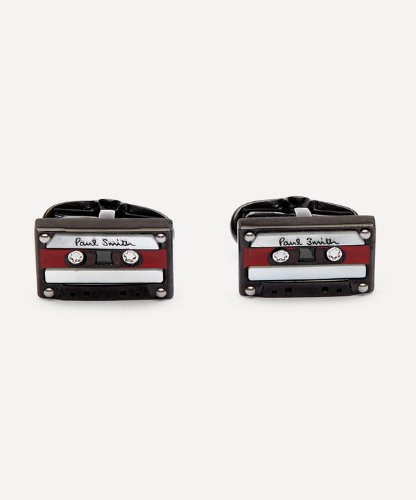 Paul Smith - Cassette Tape Cufflinks