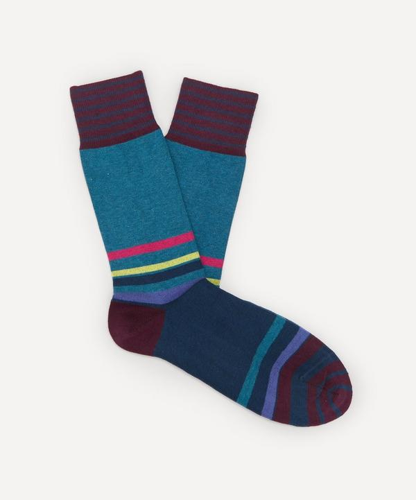 Paul Smith - Sabali Stripe Socks