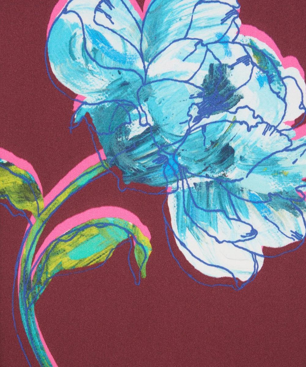 Liberty Fabrics - Grand Peony Silk Satin