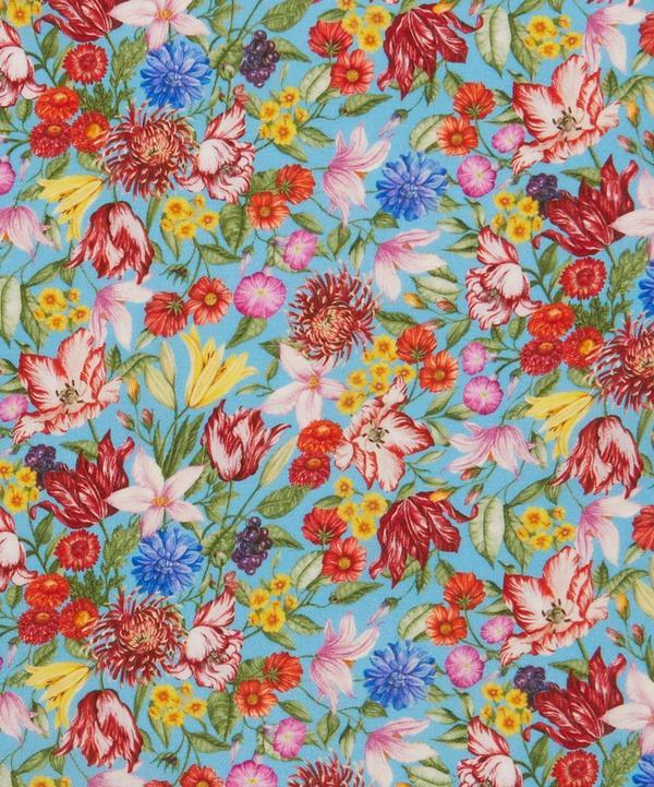 Liberty Fabrics - Royal Garland Crepe de Chine