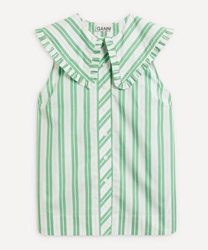Kelly Stripe Cotton Shirt