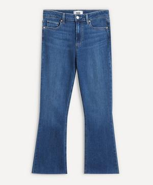 Colette Crop Flare Jeans