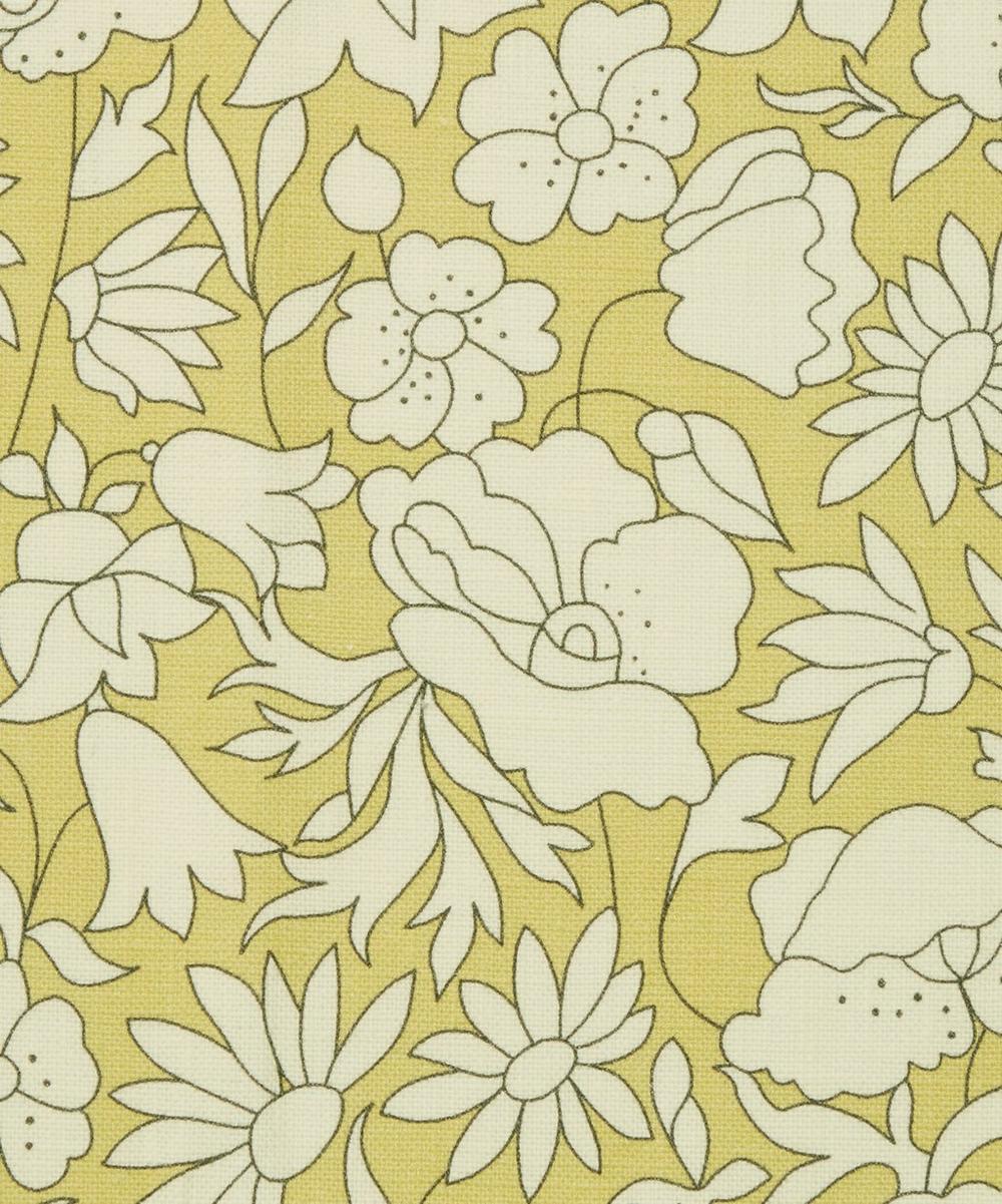 Liberty Interiors - Poppy Meadow Landsdowne Linen in Fennel
