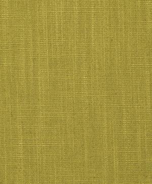 Plain Lustre Linen in Lichen