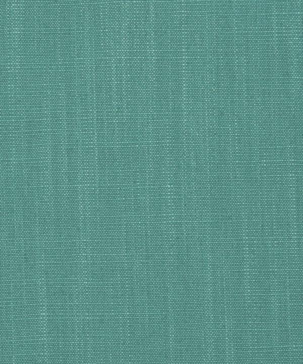 Liberty Interiors - Plain Lustre Linen in Salvia