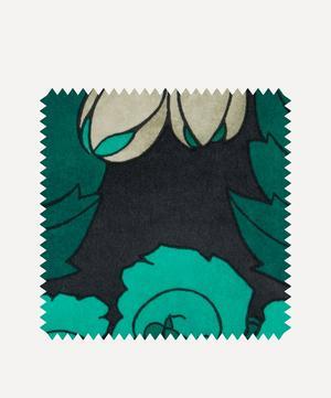 Fabric Swatch - Regency Tulip Wellington Velvet in Jade