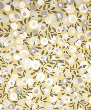 Wiltshire Blossom Wallpaper in Soft Fennel