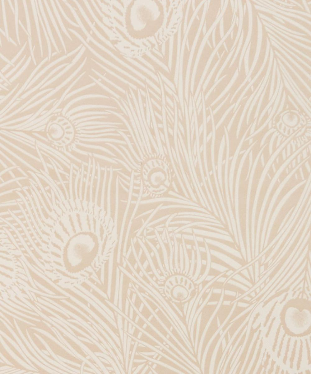 Liberty Interiors - Hera Plume Wallpaper in Ointment