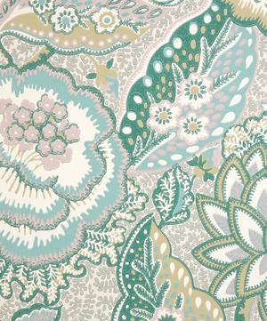 Patricia Wallpaper in Jade