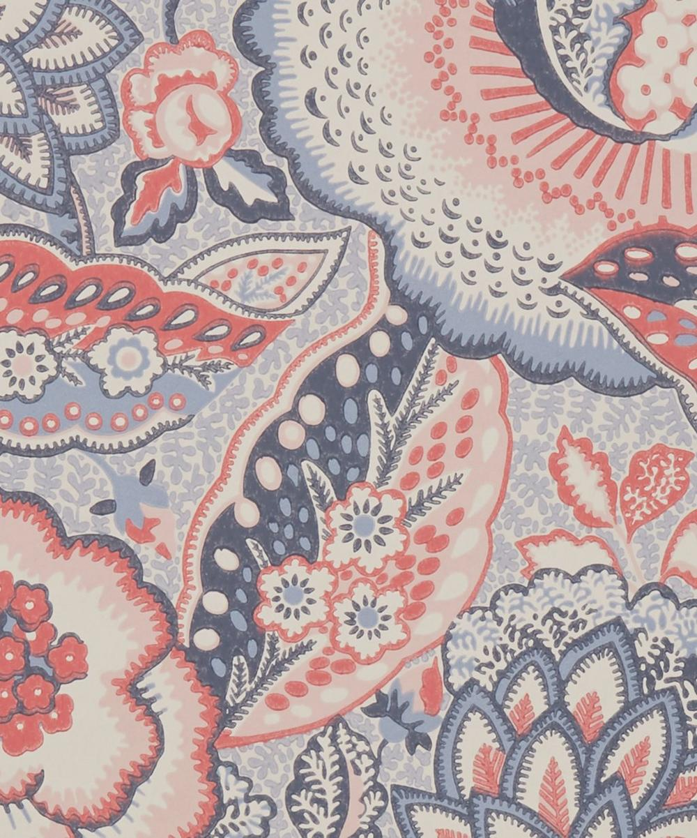 Liberty Interiors - Patricia Wallpaper in Lacquer