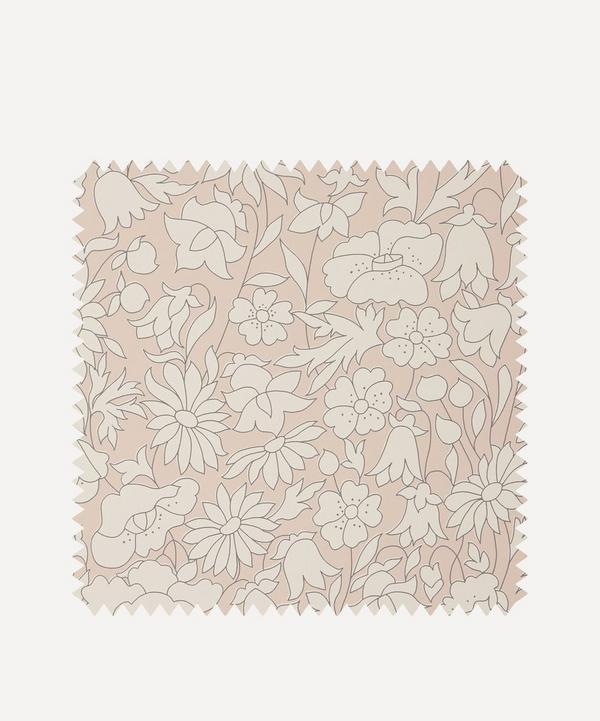 Liberty Interiors - Wallpaper Swatch - Poppy Meadow in Ointment