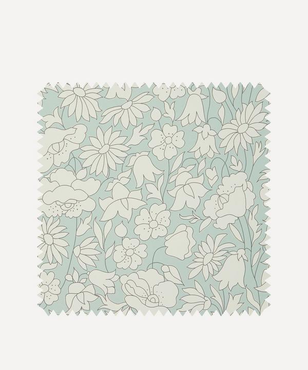 Liberty Interiors - Wallpaper Swatch - Poppy Meadow in Salvia