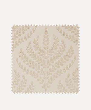 Wallpaper Swatch - Paisley Fern in Ointment