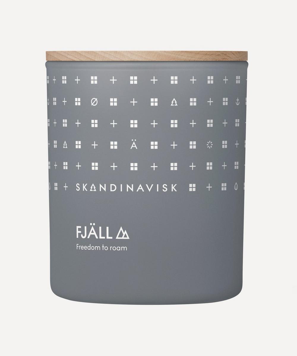 Skandinavisk - FJÄLL Scented Candle 200g