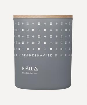 FJÄLL Scented Candle 200g