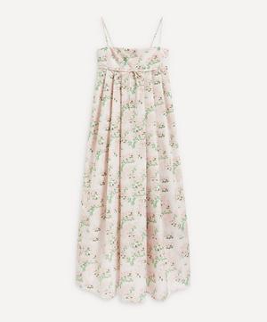 Jules Taffeta Strapless Maxi-Dress