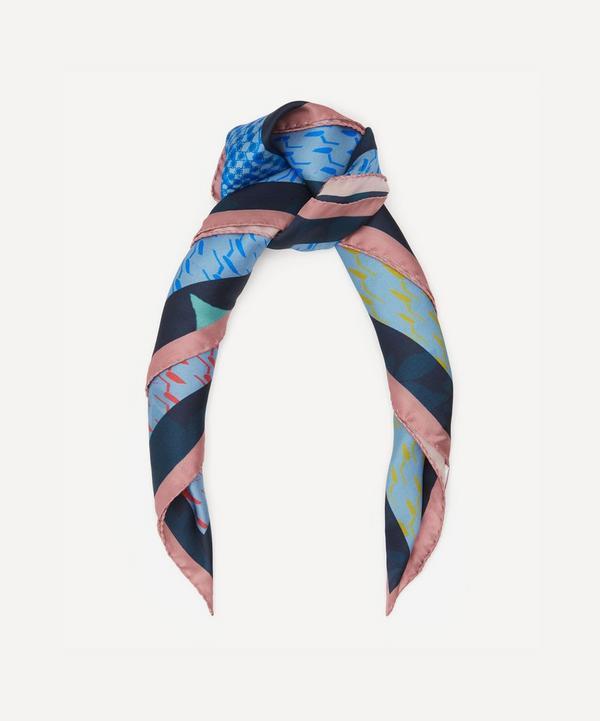 Heti's Colours - Ava Silk Scarf