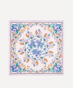Carline Rose 70 x 70cm Silk Twill Scarf