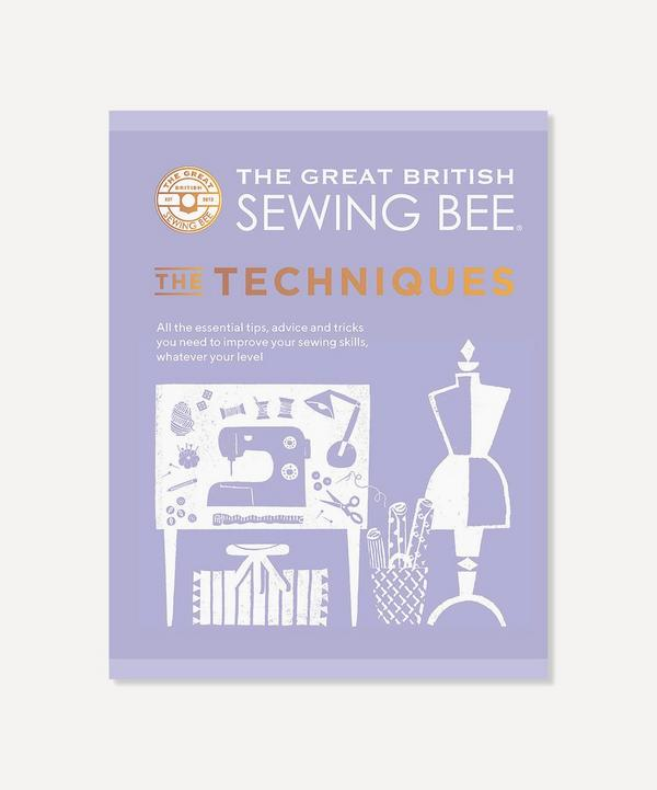 Hardie Grant Books - The Great British Sewing Bee: The Techniques