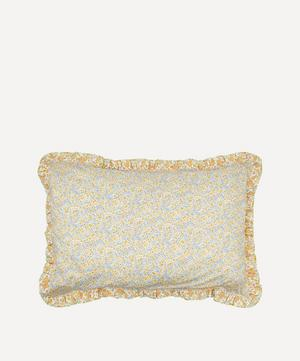 Phoebe and Felicite Frill Edge Pillowcases Set of Two