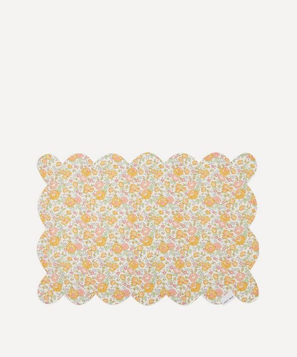 Coco & Wolf - Felicite and Phoebe Scallop Placemat