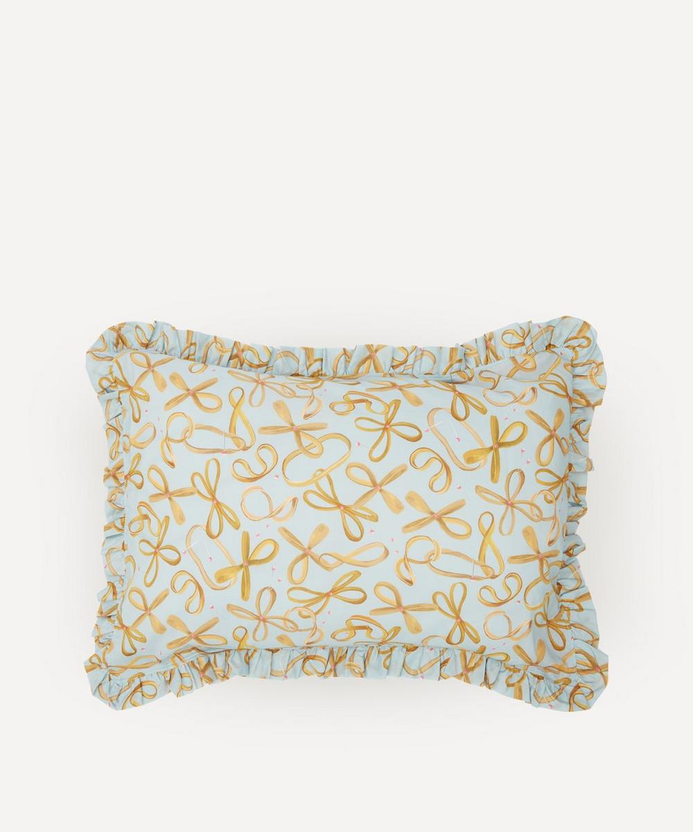 Coco & Wolf - Rubberband Man and Betsy Frill Edge Pillowcases Set of Two
