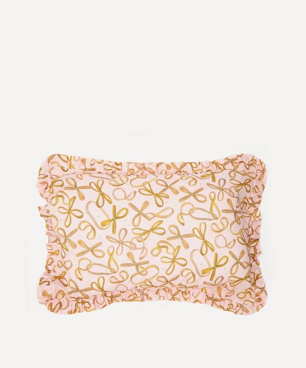 Coco & Wolf - Rubberband Man and Primrose Path Frill Edge Pillowcases Set of Two