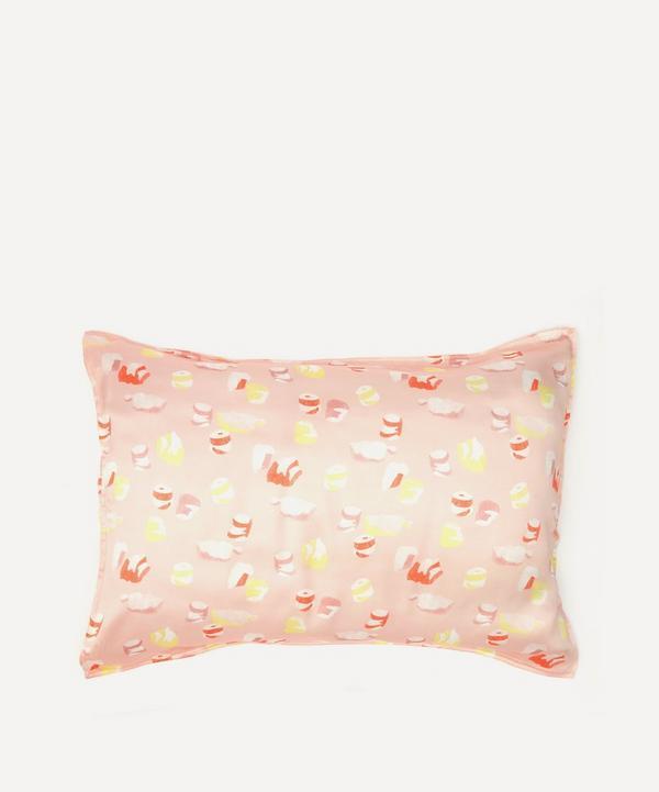 Coco & Wolf - Cotton Balls Silk Satin Pillowcases Set of Two