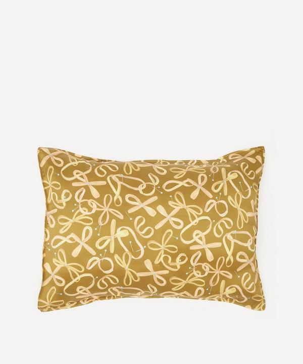 Coco & Wolf - Rubberband Man Silk Satin Pillowcases Set of Two