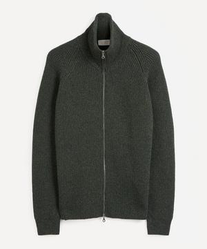 Thatch Zipped Cardigan