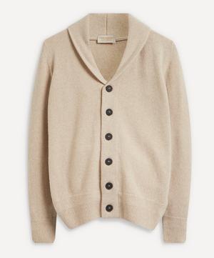 Cullen Ultra-Fine Merino Wool and Cashmere Cardigan