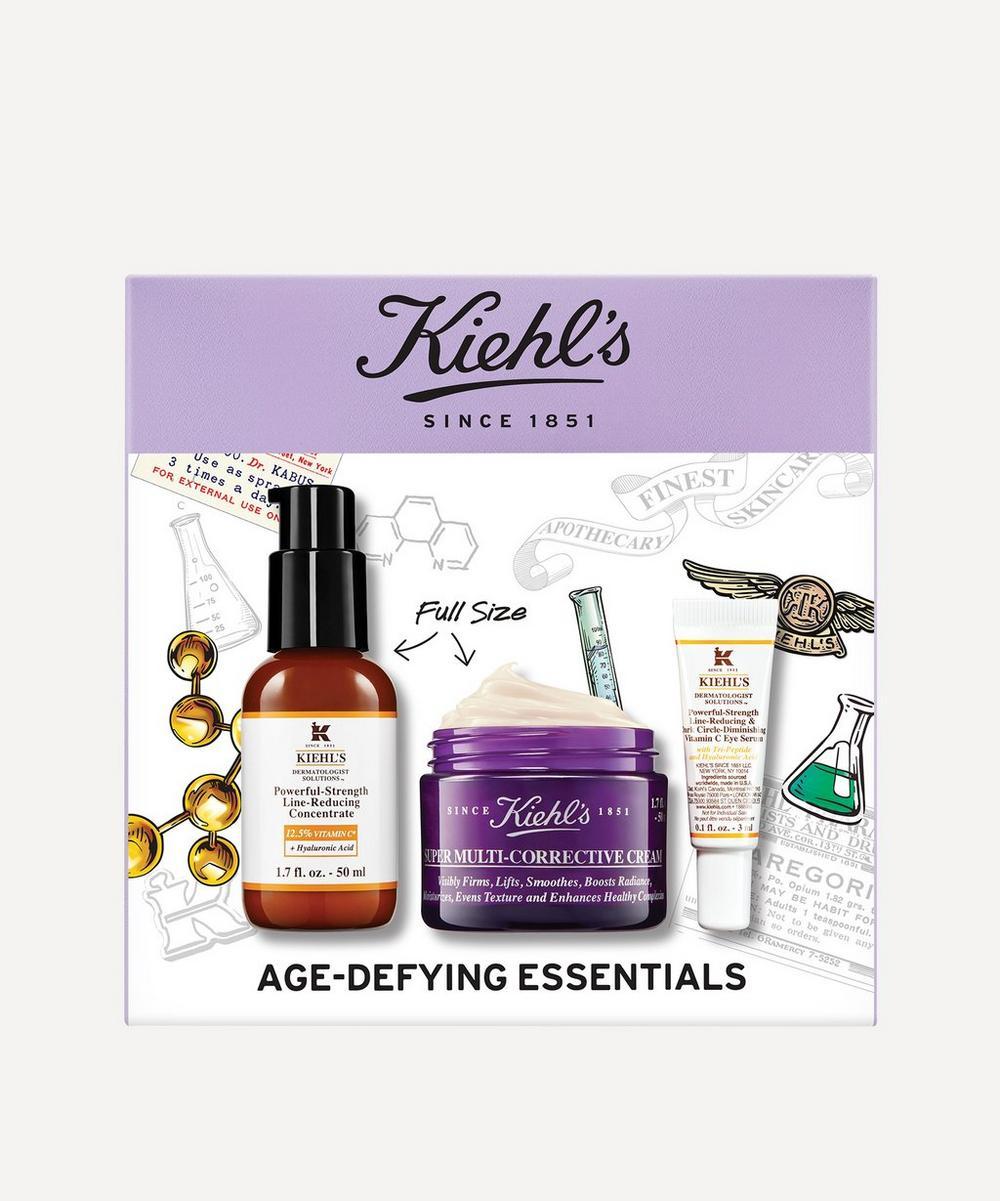 Kiehl's - Age-Defying Essentials Set