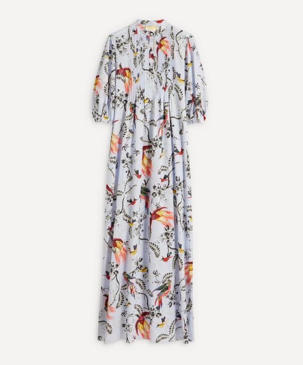 Erdem - Vacation Mustique Cotton Mini-Dress