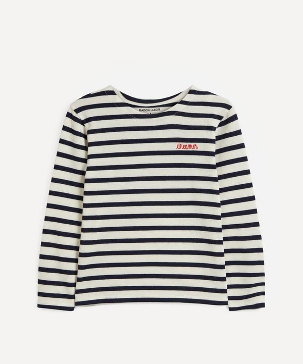 Maison Labiche - Dreamer Gardette Sailor Shirt 2-8 Years
