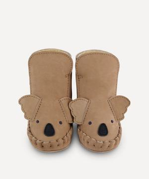 Kapi Koala Leather Baby Boots 0-30 Months