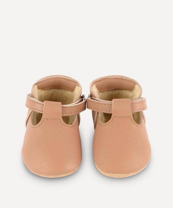 Donsje - Elia Leather Baby Shoes 0-30 Months