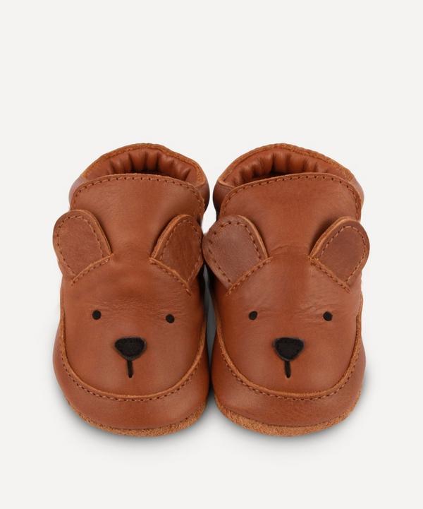 Donsje - Arty Bear Baby Shoes 0-30 Months