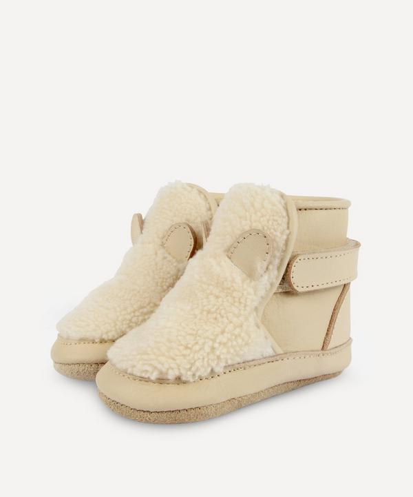 Donsje - Richy Polar Bear Baby Boots 0-30 Months
