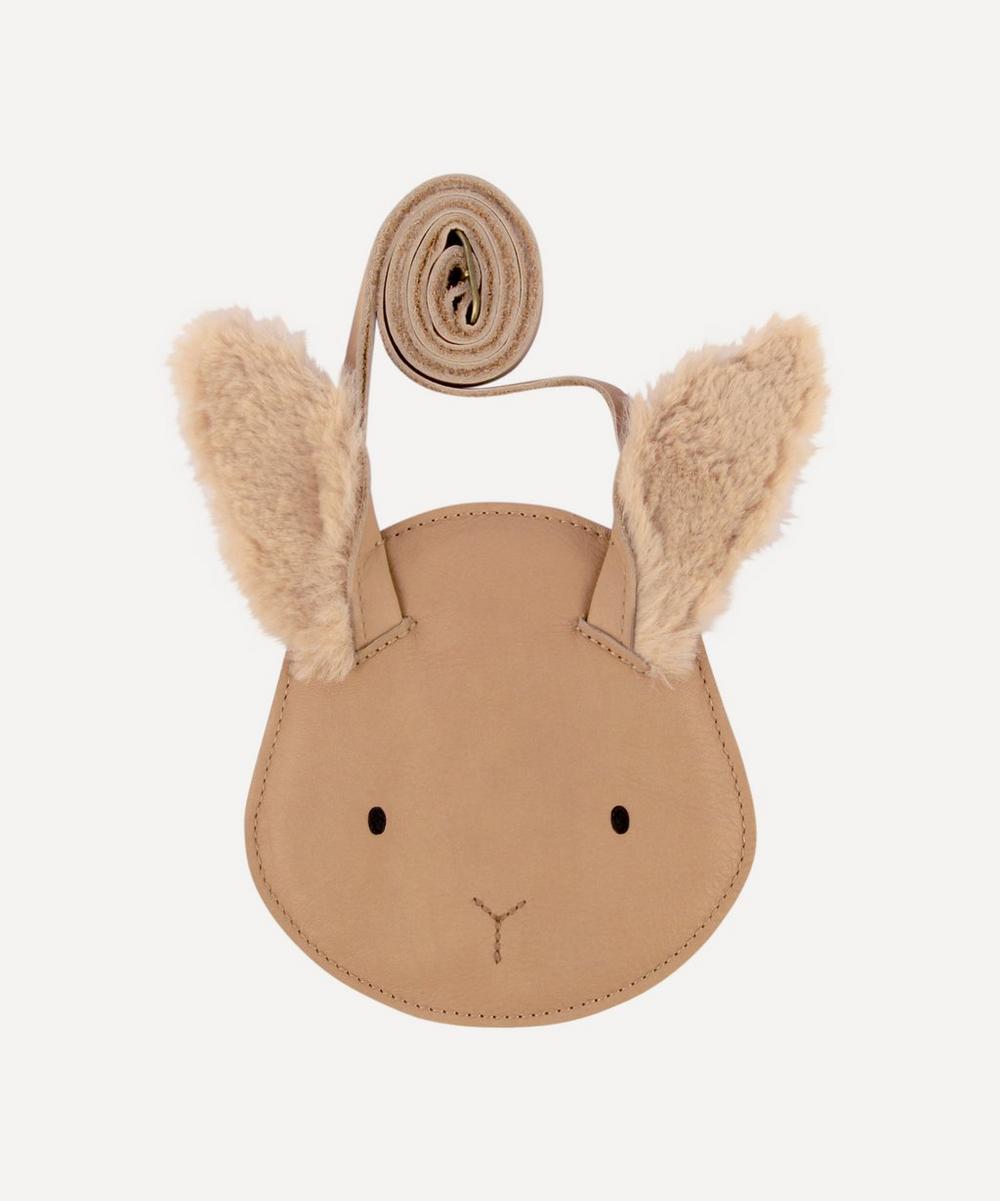 Donsje - Britta Winter Bunny Leather Bag